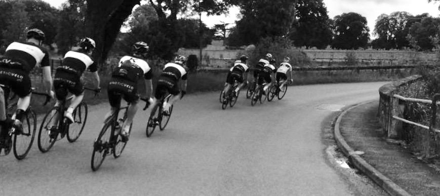 Kineticvelo Breakaway UK cycling training camps